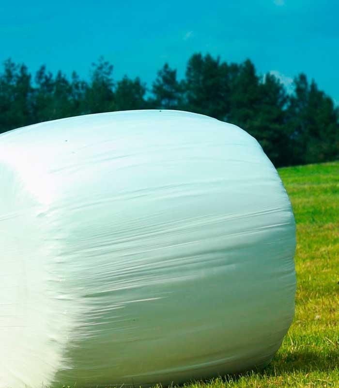 Агрострейч для упаковки сенажа