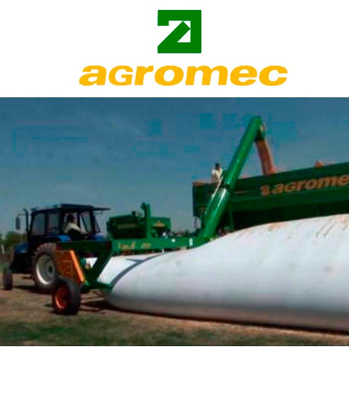 Погрузчик сухого зерна (перегружатель) из рукава Agromec С.m.R 3000