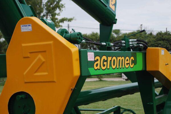 Перегружатель зерна из рукавов Agromec С.m.R 3000