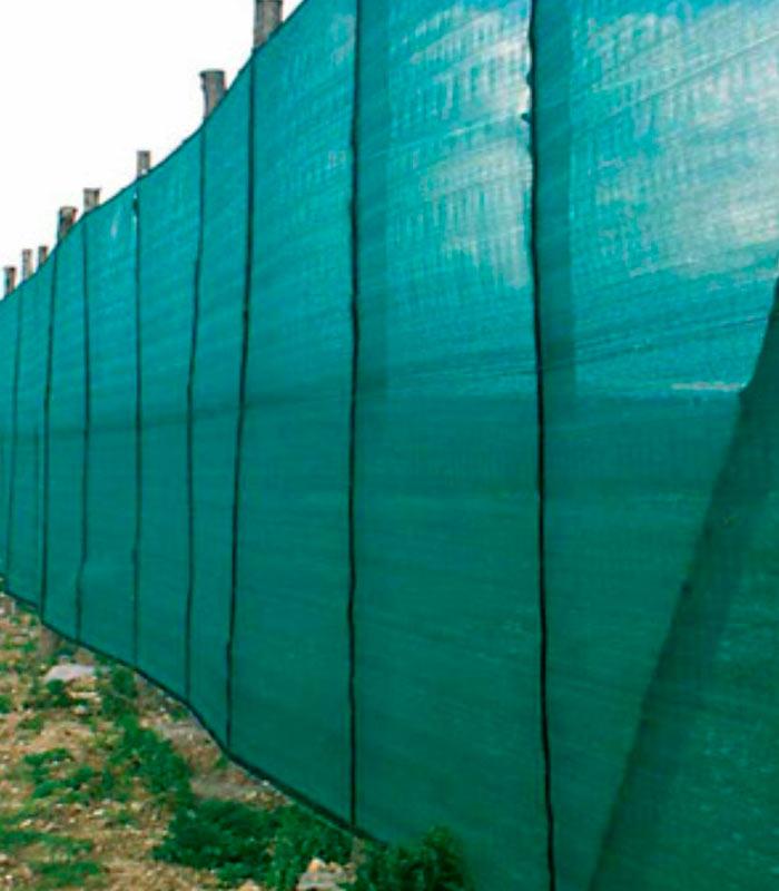 затеняющая и защитная сетка для сельского хозяйства и строительства