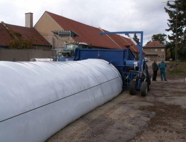 Заготовка кормов в рукава – это лучшая альтернатива формирования кормовых запасов