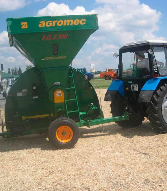 Grain Bagger E.G.S 900 для загрузки зерна в рукава