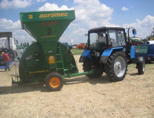 Загрузчик зерна для рукавов Grain Bagger E.G.S 900